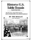 History of U.S. Table Tennis Volume 2 Cover Image