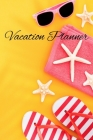 Travel Planner: Checklist Journal for Vacations and World Travel Cover Image