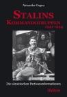 Stalins Kommandotruppen 1941-1944 [German-Language Edition]: Die Ukrainischen Partisanenformationen Cover Image