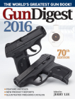 Gun Digest 2016 Cover Image