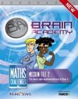 Brain Academy: Maths Challenges Mission File 2 Cover Image
