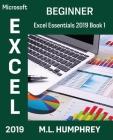 Excel 2019 Beginner Cover Image