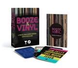 Booze & Vinyl: A Music-and-Mixed-Drinks Matching Game Cover Image