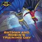 Batman and Robin's Training Day Cover Image