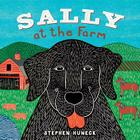 Sally at the Farm (Sally Board Books) Cover Image