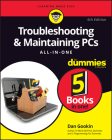 Troubleshooting & Maintaining PCs All-In-One for Dummies Cover Image