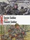 Soviet Soldier vs Finnish Soldier: The Continuation War 1941–44 (Combat) Cover Image