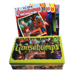 Goosebumps Retro Scream Collection: Limited Edition Tin Cover Image