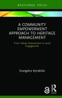 A Community Empowerment Approach to Heritage Management: From Values Assessment to Local Engagement Cover Image