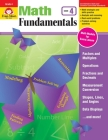 Math Fundamentals, Grade 4 Cover Image