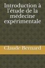 Introduction à l'étude de la médecine expérimentale Cover Image