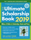The Ultimate Scholarship Book 2019: Billions of Dollars in Scholarships, Grants and Prizes Cover Image