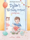 Dylan's Birthday Present - Coloring Book Cover Image