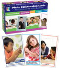 Photo Conversation Cards for Children on the Autism Spectrum Cover Image