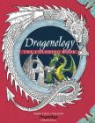 Dragonology Coloring Book Cover Image