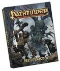 Pathfinder Roleplaying Game: Bestiary 4 Pocket Edition Cover Image