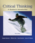 Critical Thinking: A Student's Introduction Cover Image