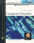 A to Z Computer Scientists Cover Image