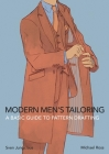 Modern Men's Tailoring: A Basic Guide To Pattern Drafting Cover Image