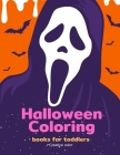 Halloween Coloring Book for Toddlers: Fun and Cute Coloring Book for Children, Preschool, Kindergarten age 3-5 (Child Development #7) Cover Image