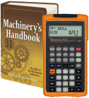 Machinery's Handbook and Calc Pro 2 Bundle Cover Image