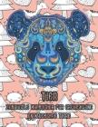 Zendoodle Malbücher für Erwachsene - Entzückende Tiere - Tier Cover Image