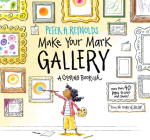 Make Your Mark Gallery: A Coloring Book-ish Cover Image