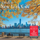A Walk in New York City 2021 Wall Calendar Cover Image