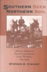Southern Seed, Northern Soil: African-American Farm Communities in the Midwest, 1765-1900 (Midwestern History and Culture) Cover Image