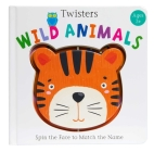Twisters: Wild Animals (iSeek) Cover Image