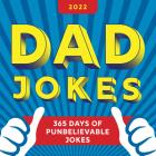 2022 Dad Jokes Boxed Calendar: 365 Days of Punbelievable Jokes Cover Image