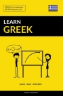 Learn Greek - Quick / Easy / Efficient: 2000 Key Vocabularies Cover Image