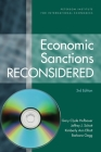 Economic Sanctions Reconsidered [With CD]: [Softcover with CD-Rom] [With CDROM] Cover Image