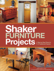 Shaker Furniture Projects Cover Image