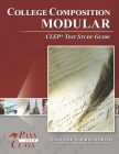 College Composition Modular CLEP Test Study Guide Cover Image