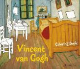 Vincent Van Gogh Coloring Book Cover Image
