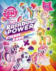 My Little Pony:  The Rainbow Power Sticker Book Cover Image