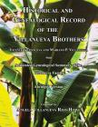 Historical and Genealogical Record of the Villanueva Brothers, Vicente Villanueva and Mariano P. Villanueva, with Annotated Genealogical Summary of th Cover Image