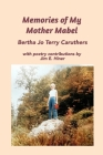 Memories of My Mother Mabel Cover Image