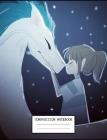Composition Notebook: Spirited Away Ghibli Studio KaonashiNo Face Notebooks Cover Image