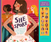 She Spoke: 14 Women Who Raised Their Voices and Changed the World Cover Image
