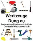 Deutsch-Vietnamesisch Werkzeuge Zweisprachiges Bildwörterbuch für Kinder Cover Image