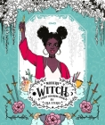 Modern Witch Tarot Coloring Book Cover Image