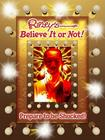 Ripley's Believe It or Not!: Prepare to Be Shocked! Cover Image