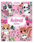 Animal Babies (Cool & Calm Coloring for Kids) Cover Image