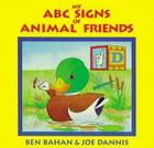 My ABC Signs of Animal Friends Cover Image