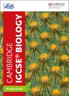 Letts Cambridge IGCSE® – Cambridge IGCSE® Biology Revision Guide Cover Image