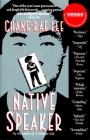 Native Speaker Cover Image