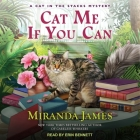 Cat Me If You Can (Cat in the Stacks Mysteries #13) Cover Image