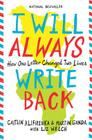 I Will Always Write Back: How One Letter Changed Two Lives Cover Image